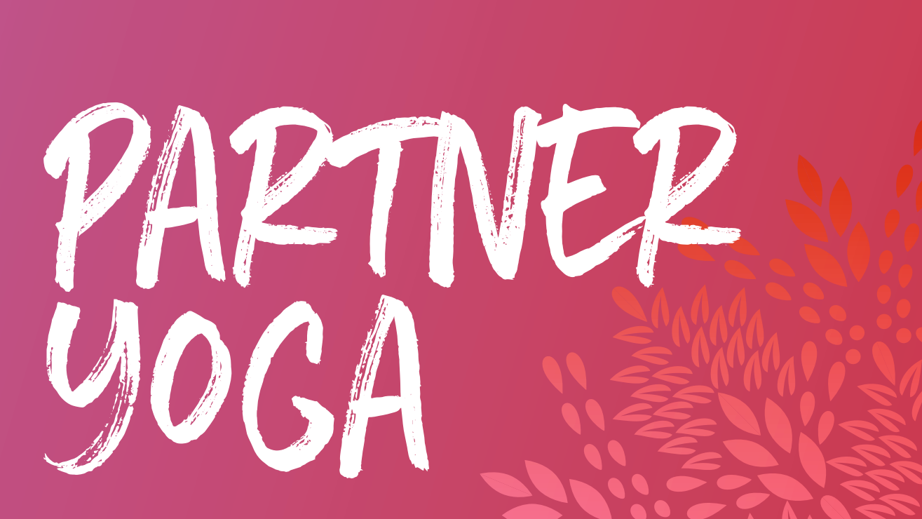 Partner Yoga: therapy & fun