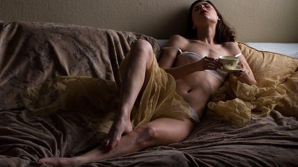 Amateur lesbian licking pulsing orgasms