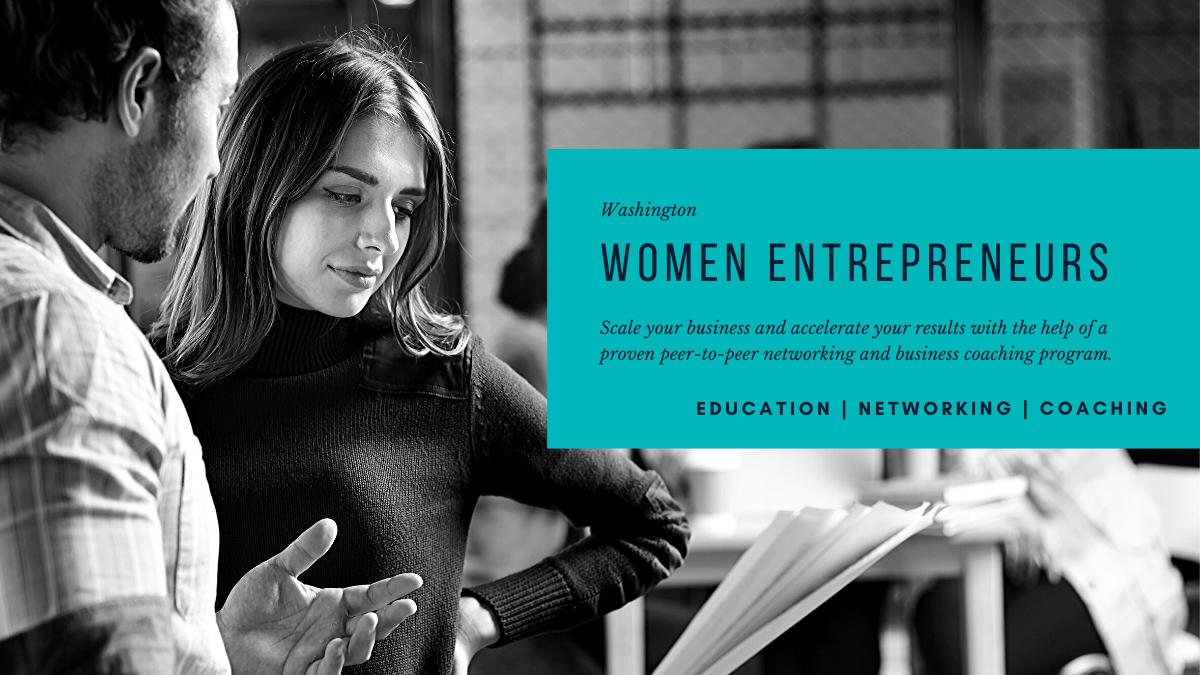 Washington Women Entrepreneurs Group