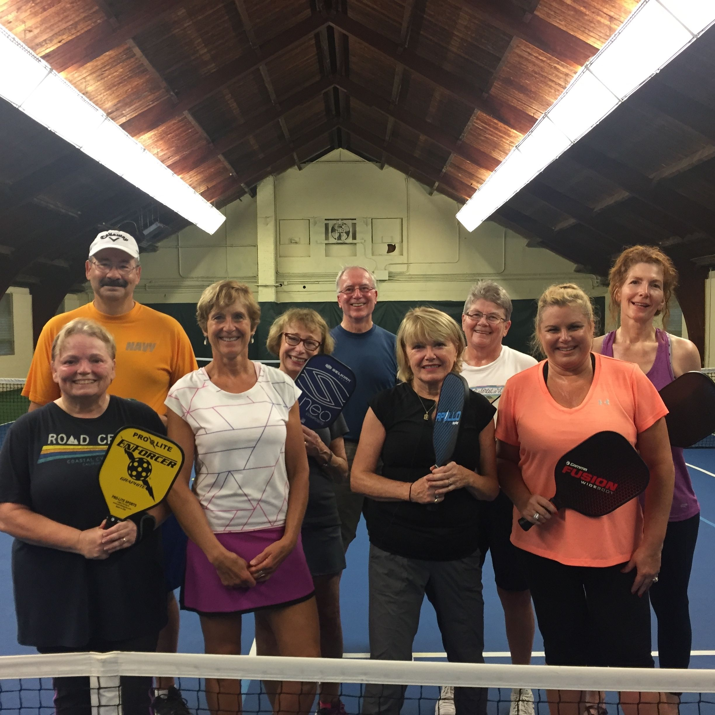 Greater Princeton area Pickleball