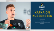 Photo for Kafka on Kubernetes: Just because you can, doesn't mean you should! October 22 2019