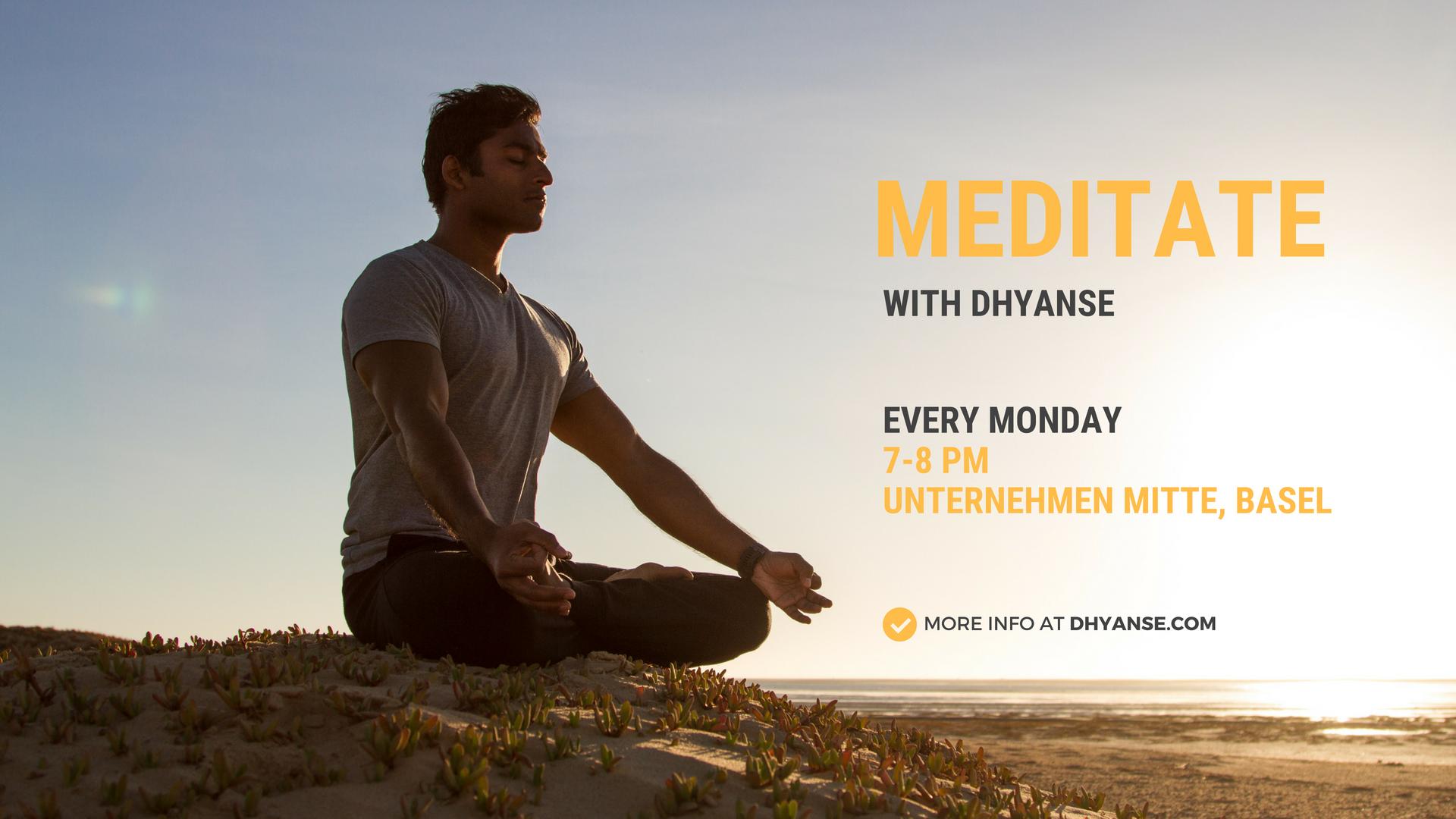 Dhyanse Meditation & Mindfulness Basel