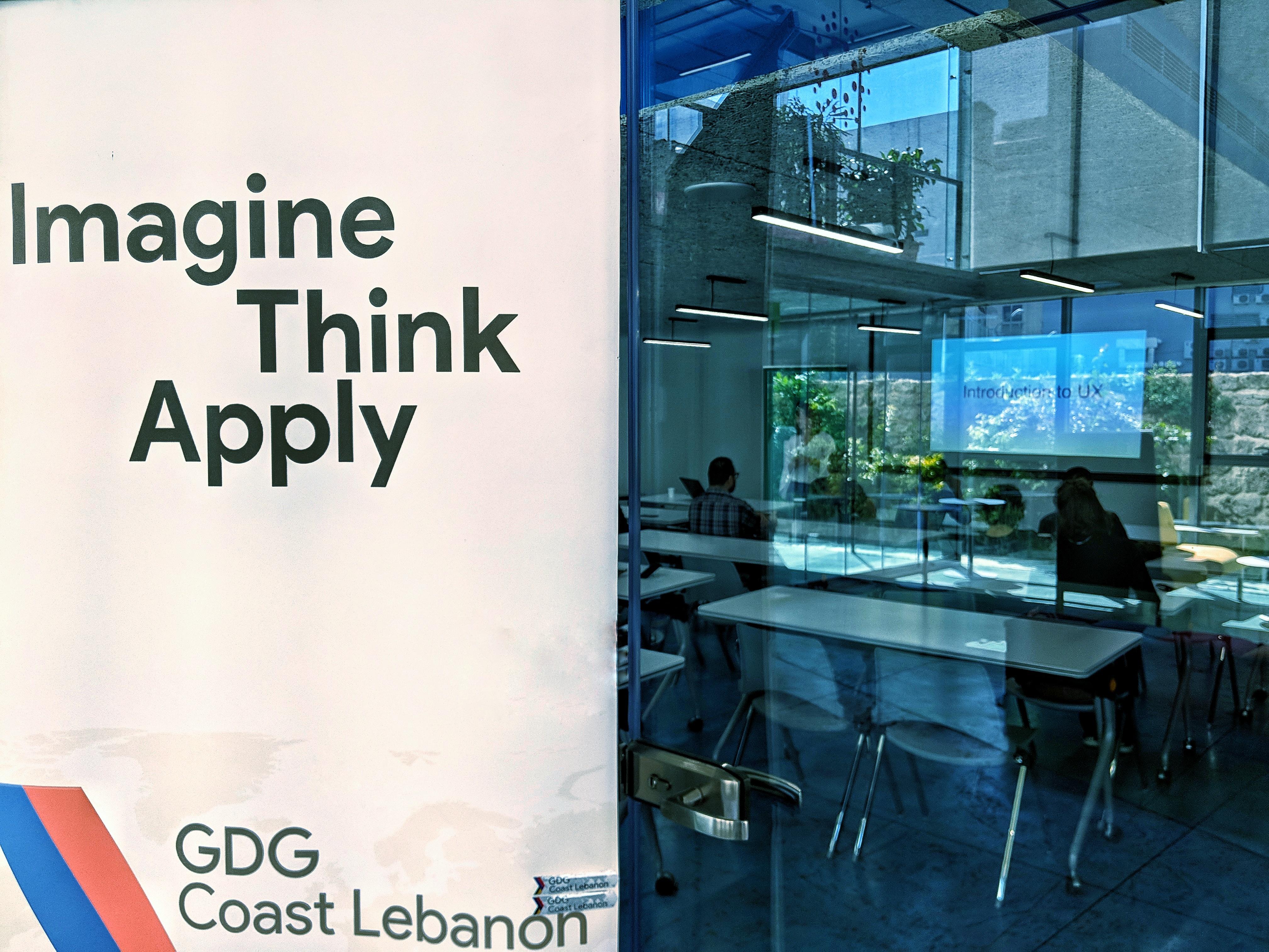 GDG Coast Lebanon