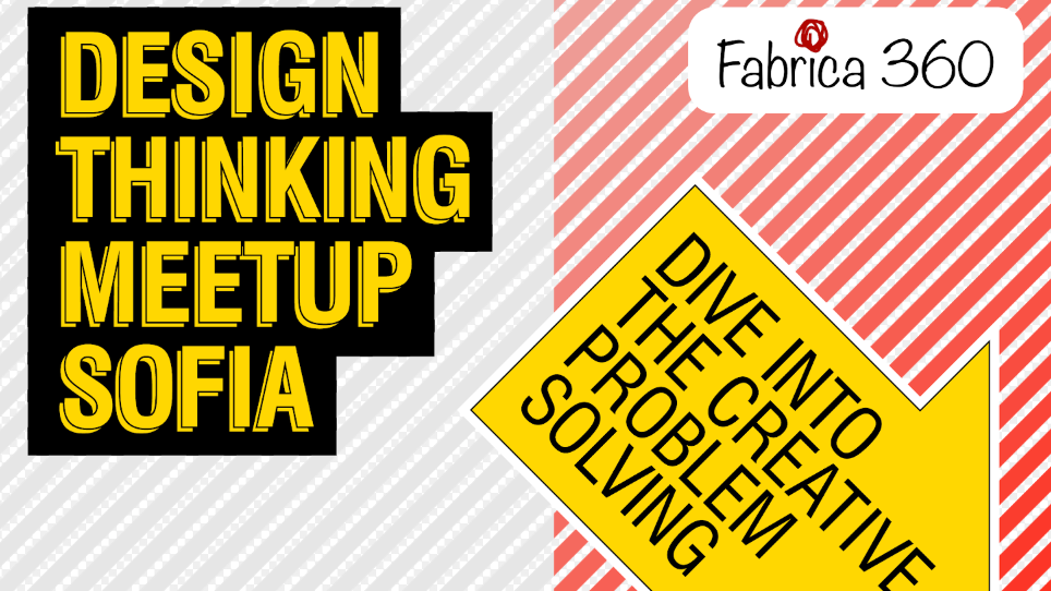 Sofia Design Thinking Meetup
