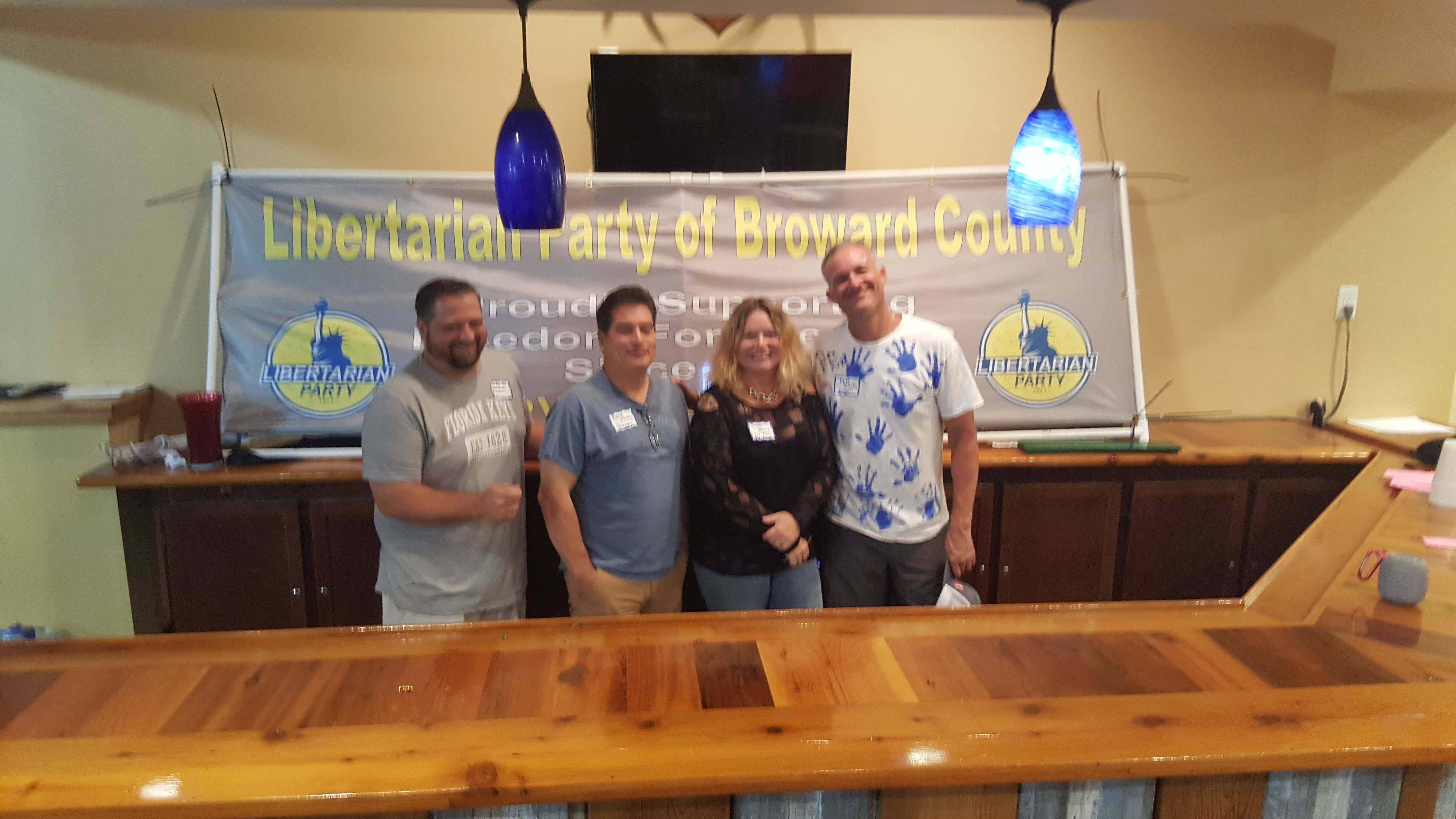 Libertarian Party of Broward County