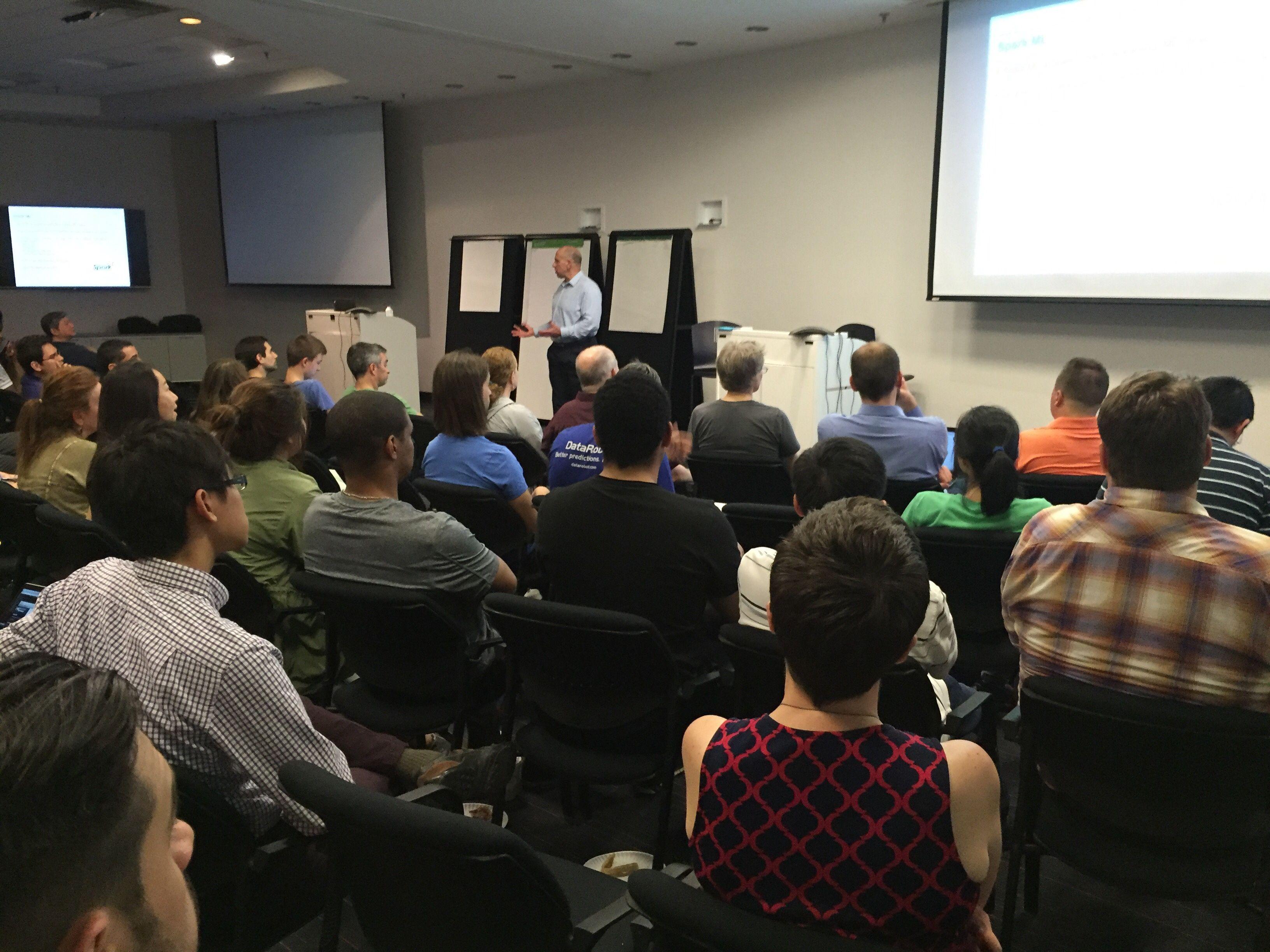 Data & Cognitive Developers - Boston