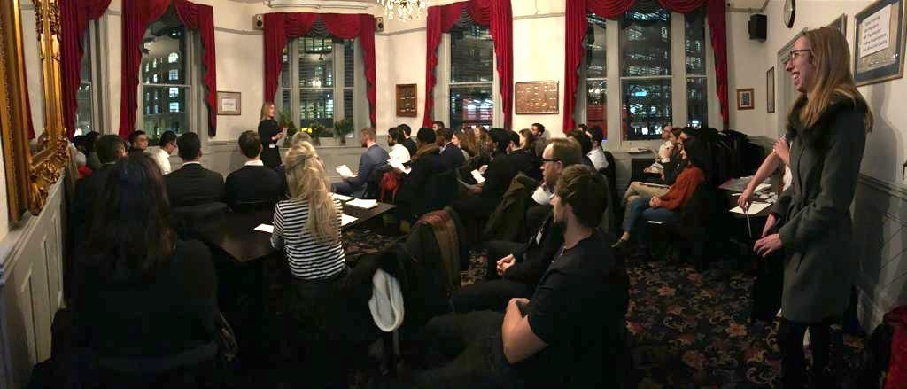 London Toastmasters - The FREE Public Speaking WEEKLY Group