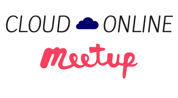 Cloud Online Meetup