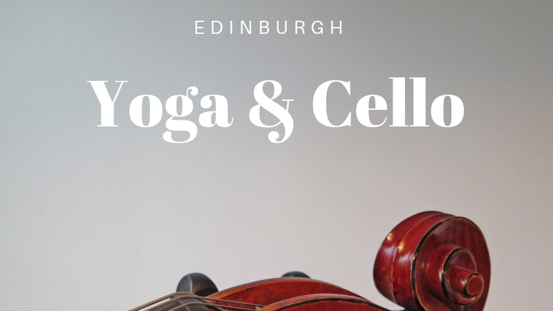 Yoga and Cello
