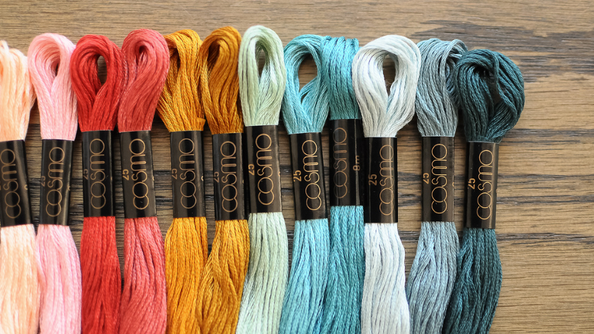 NYC Contemporary Hand Embroidery & Sewing Meetup