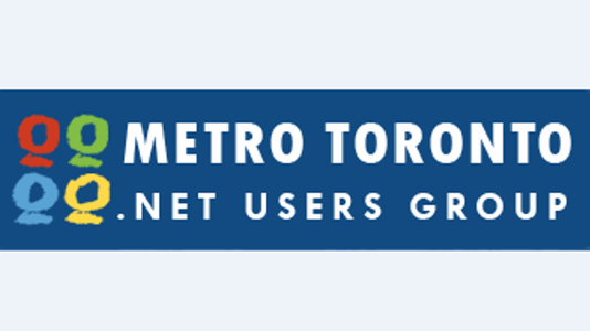 Metro Toronto .NET User Group