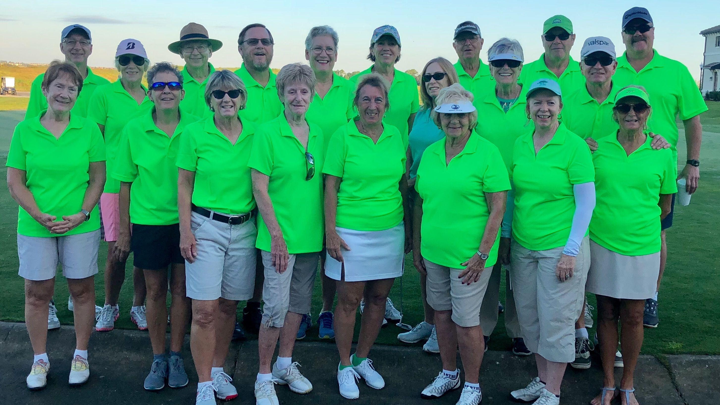 Tampa Chapter - American Singles Golf Association- ASGA