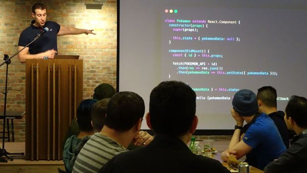 JUNE - React & React Native MTL Monthly Meetup @ Shopify