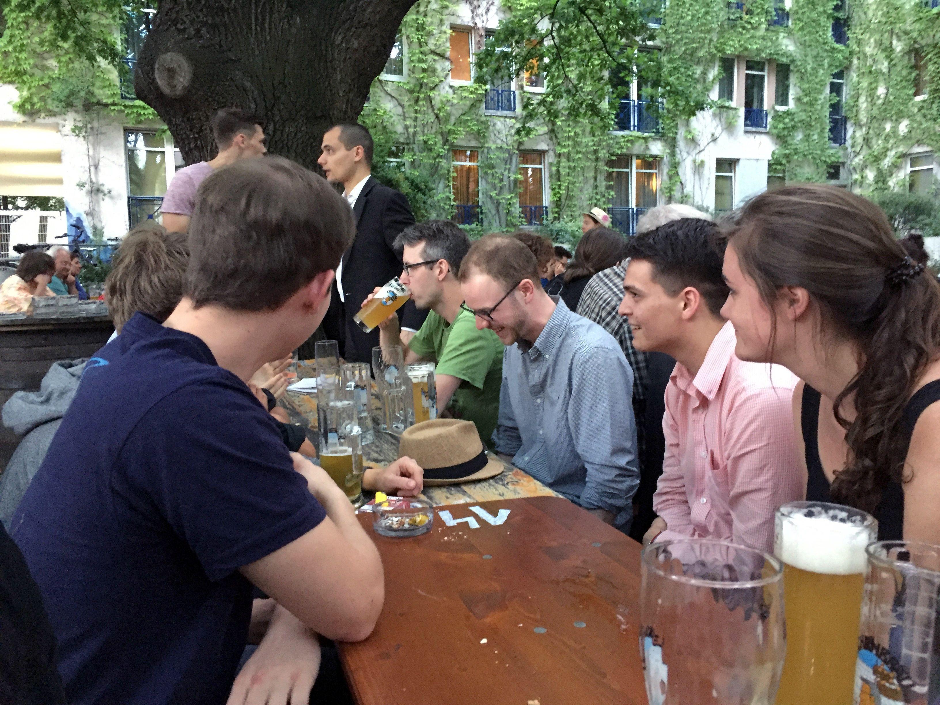 Berlin Hacker News Meetup