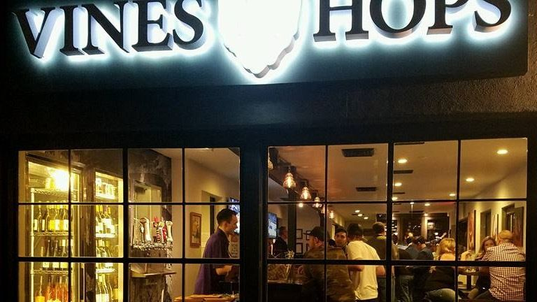 Monthly PSA Film Industry Mixer At Vines & Hops