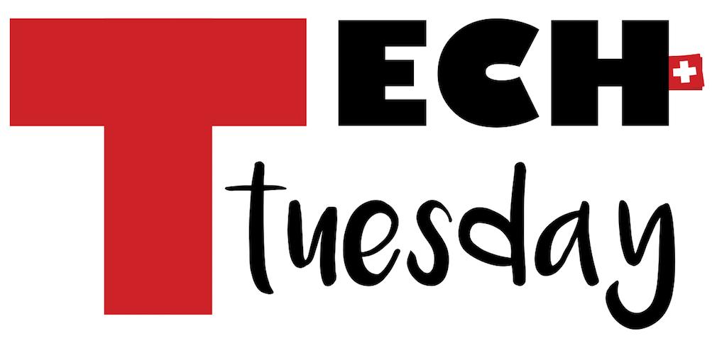 It's Tech Tuesday again!
