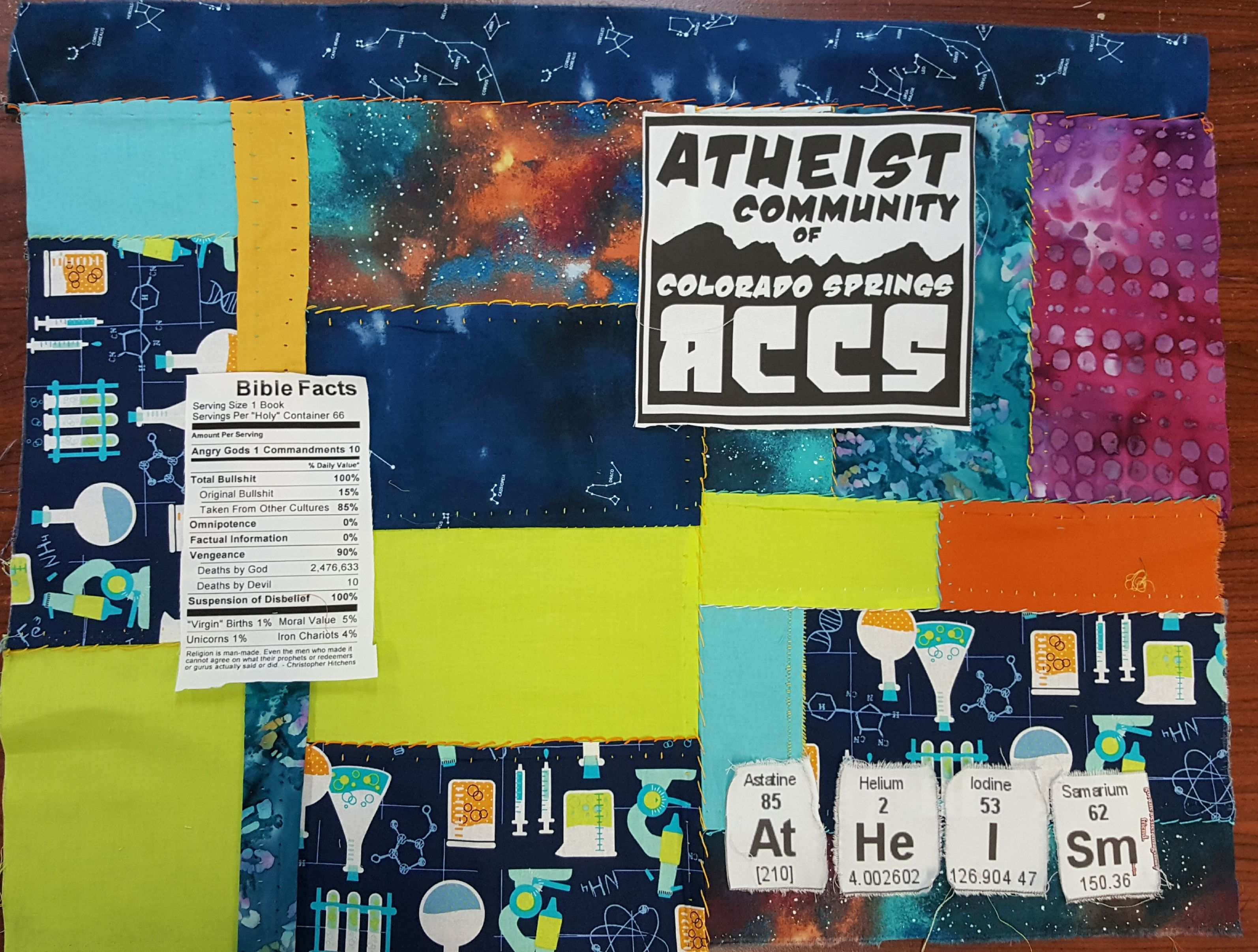 Atheist Community of Colorado Springs (ACCS)
