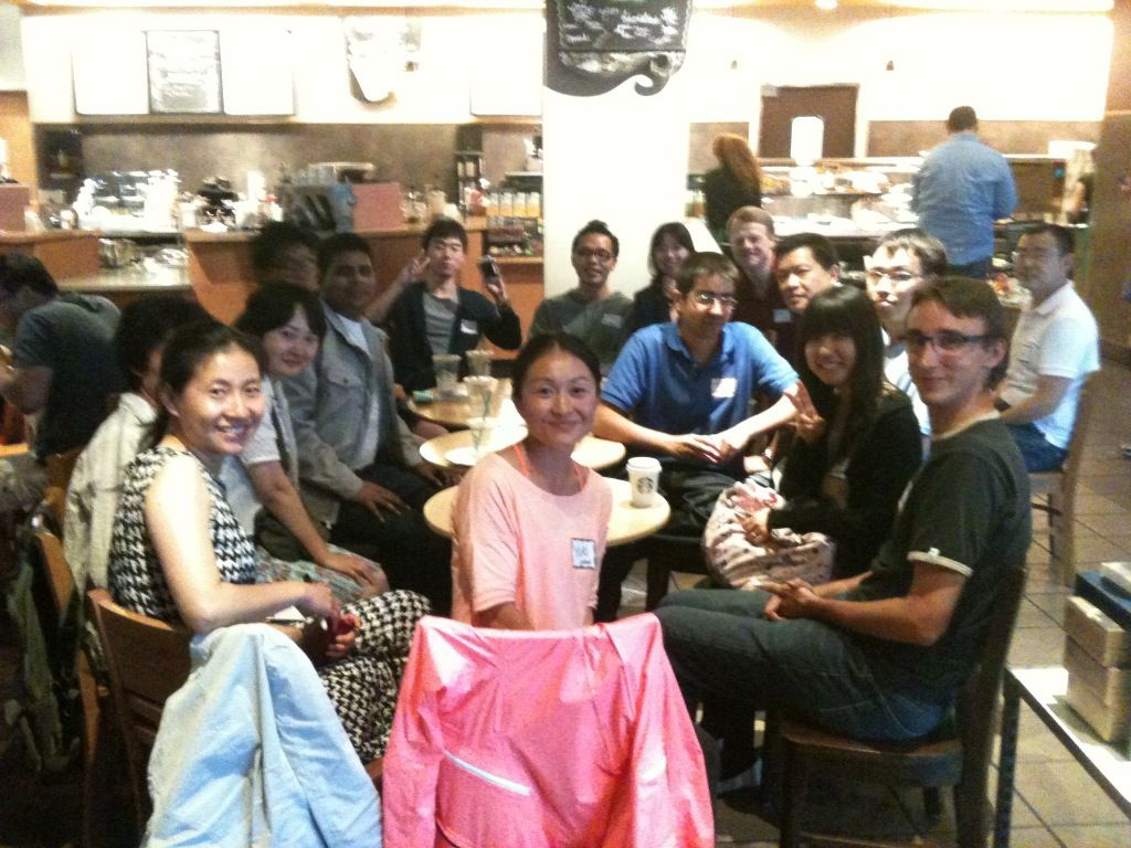 English Language Learners' Social Meetup Group