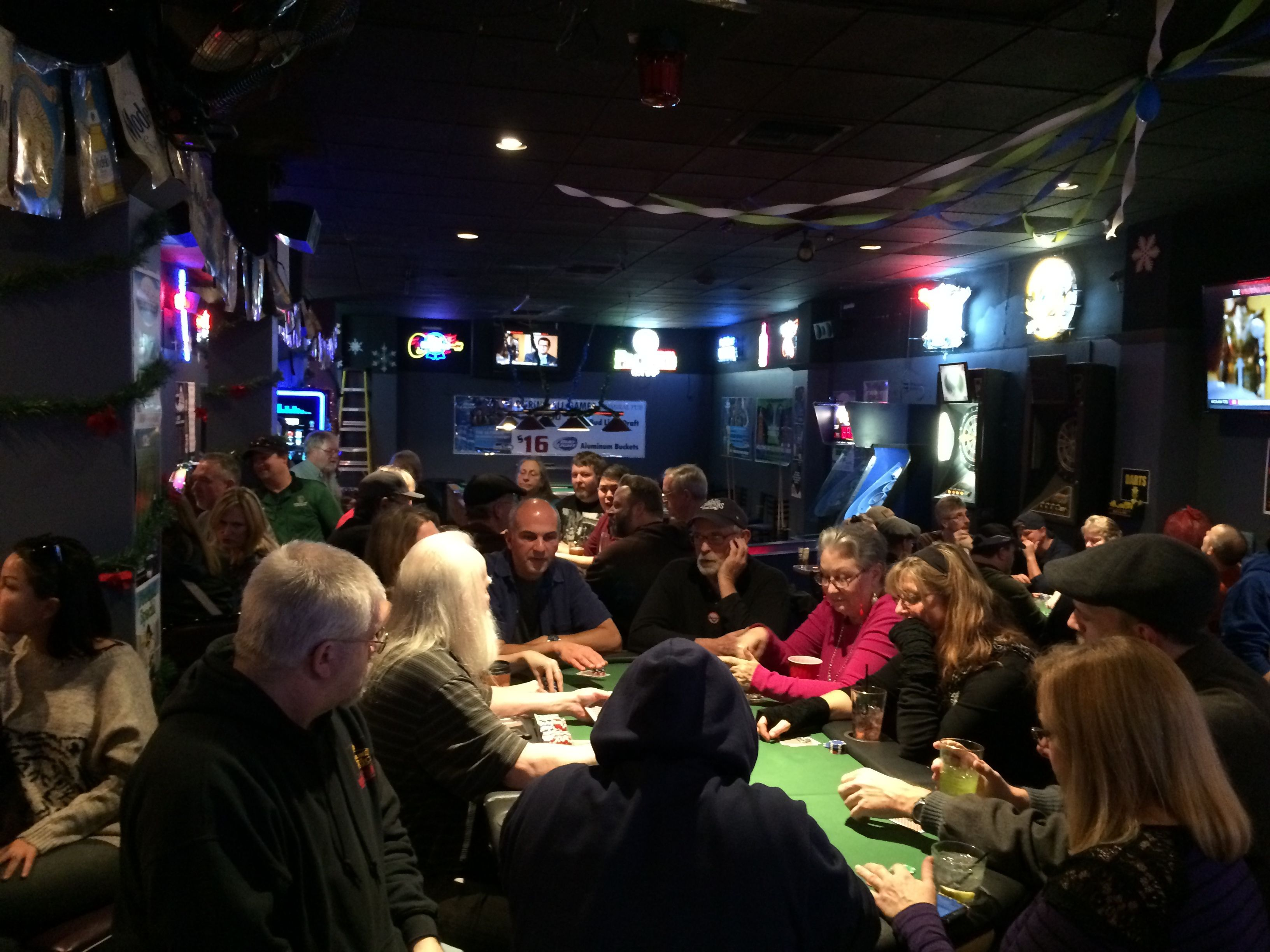 Seattle Free Poker Meetup