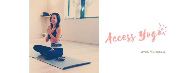 Access Yoga Avec Vanessa