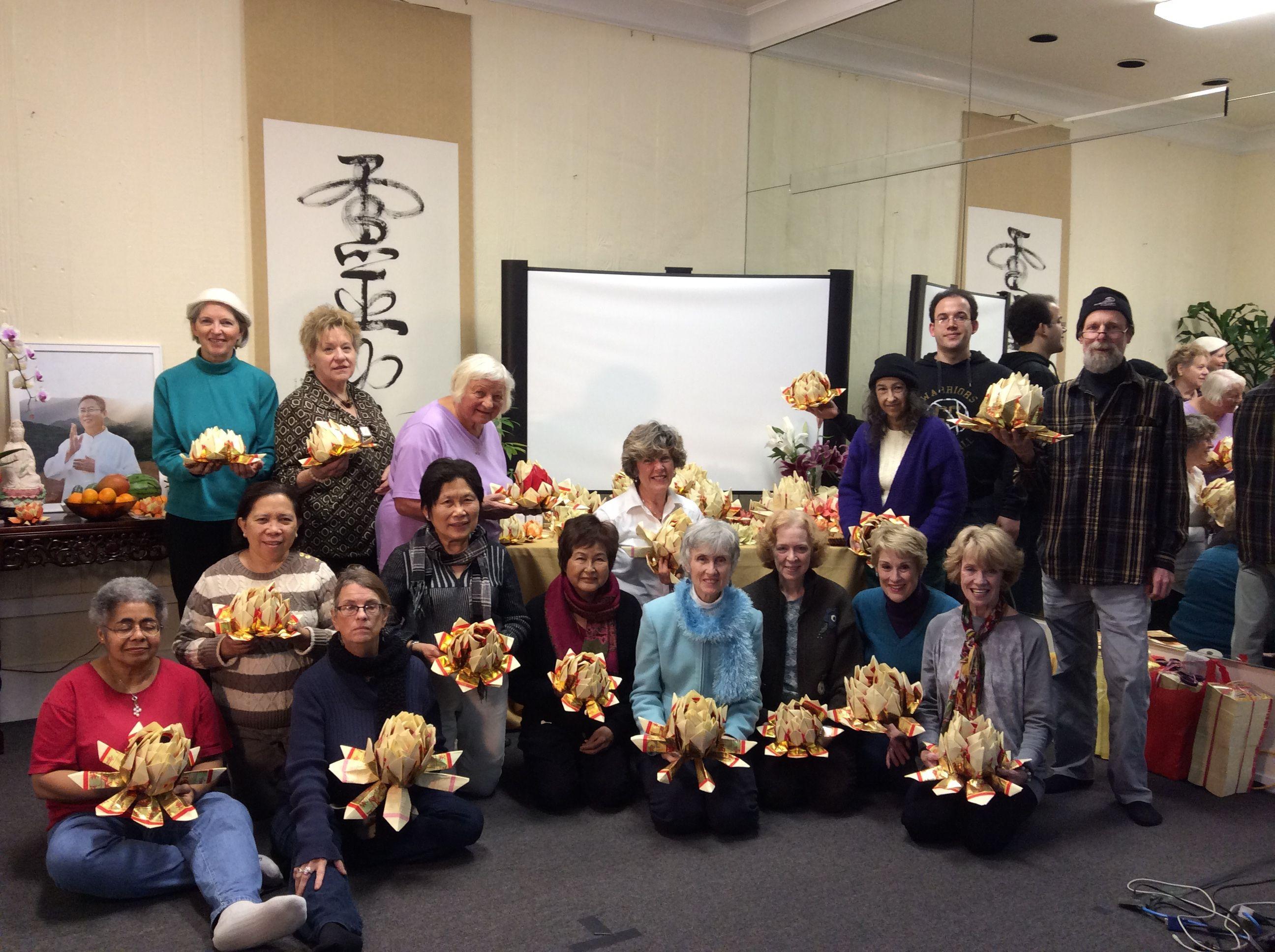 Master Sha's Soul Healing Group SoCal