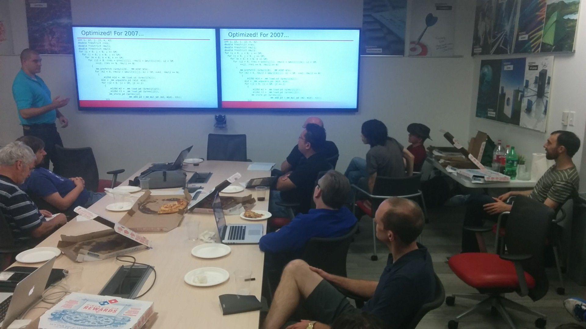 The Austin C/C++ Meetup Group