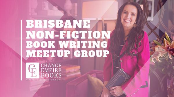 Brisbane Non-Fiction Book Writing Meetup Group