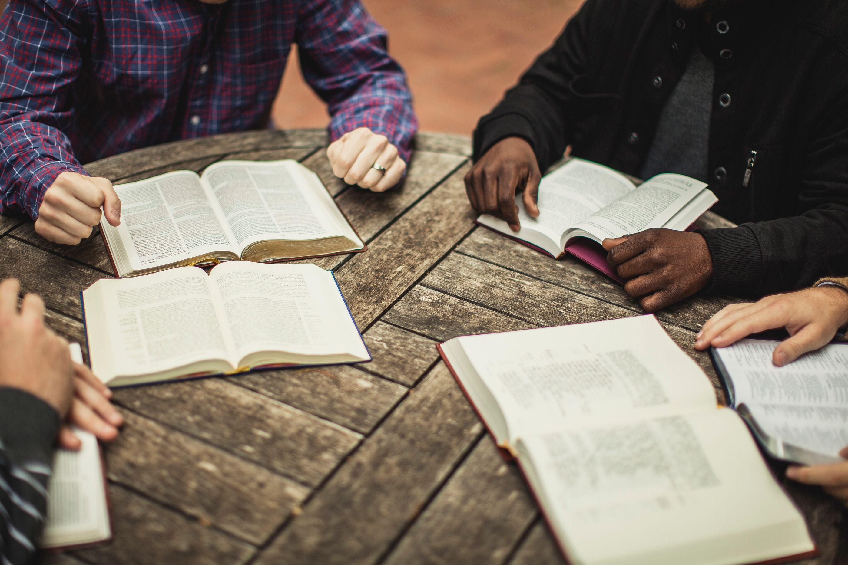 Parramatta Bible Exploration Meetup