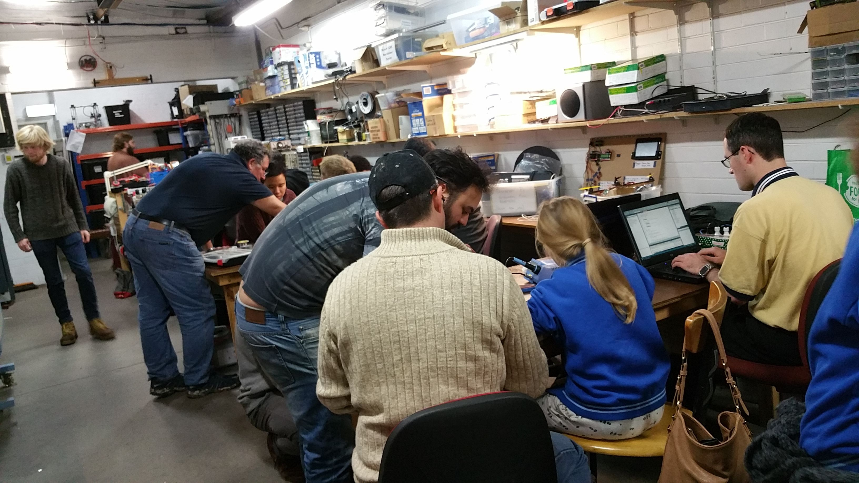 Connected Community HackerSpace (Melbourne)