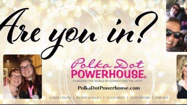 Franklin Women's Connection Group - Polka Dot Powerhouse