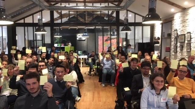 Meetup Visualisation des données Toulouse