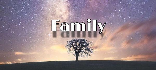 family - friendships