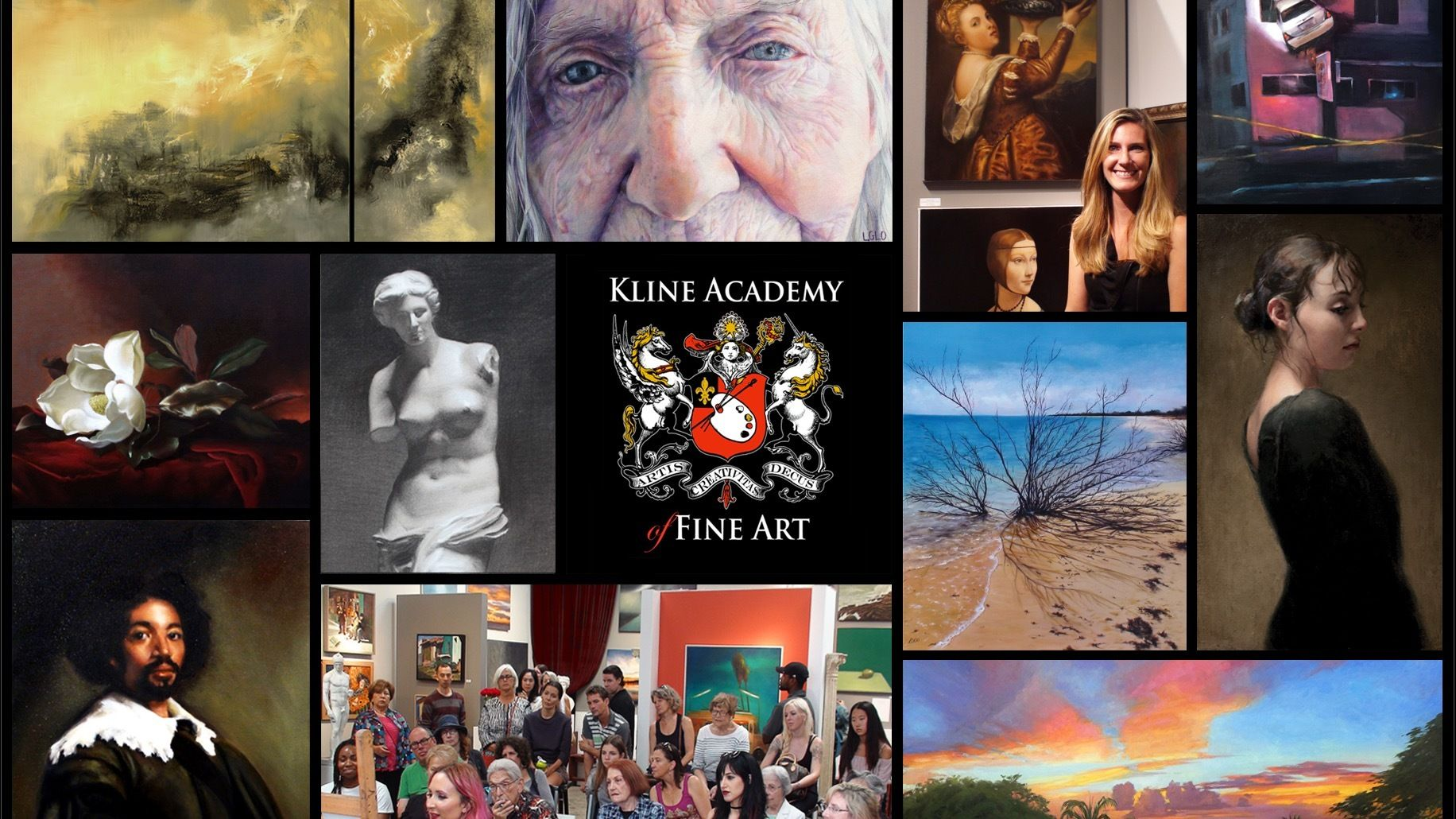 Fine Art Classes at Kline Academy