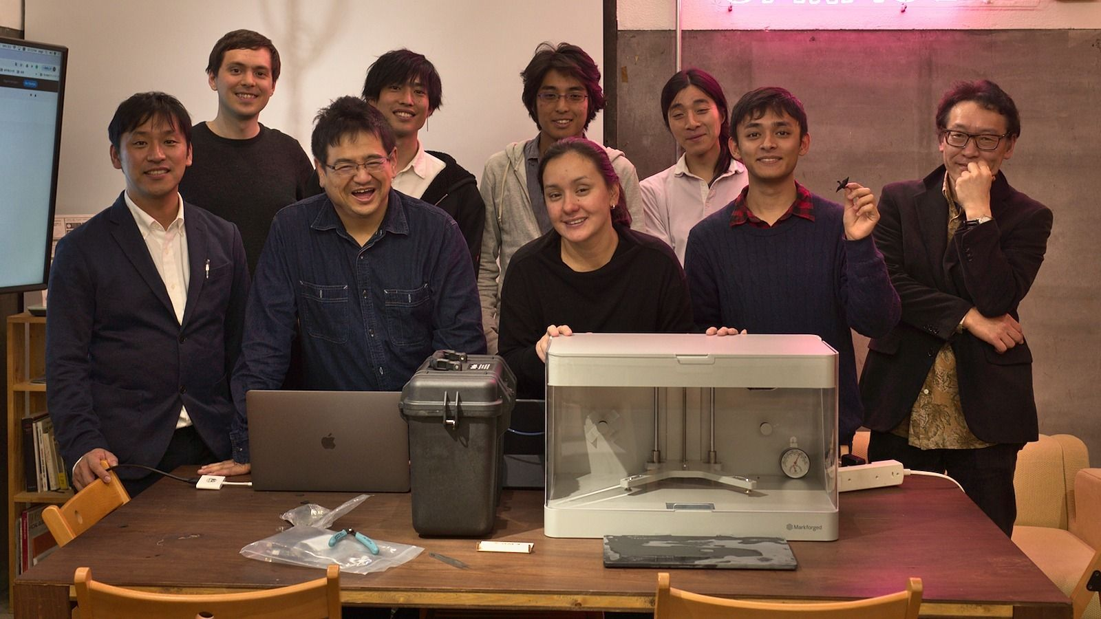 Kyoto 3D Printing Meetup