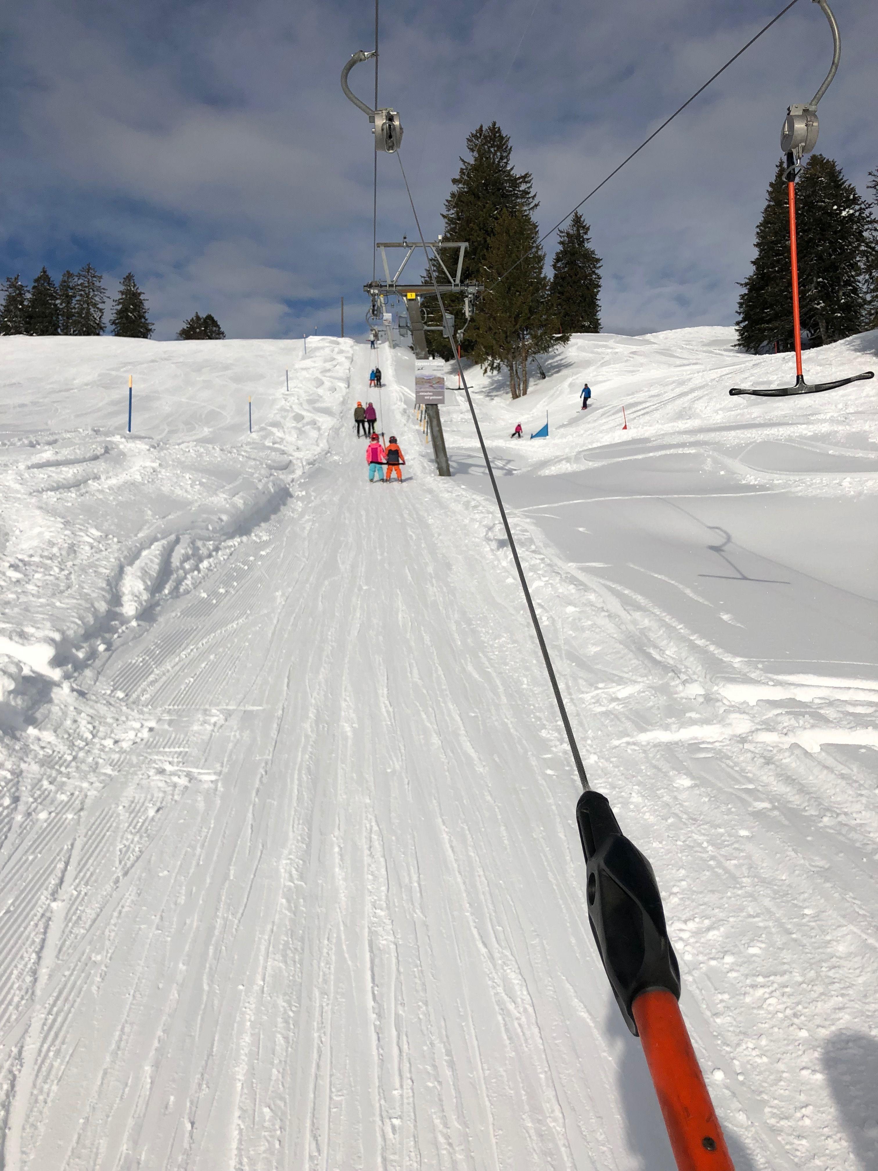 Ateliers scolaires sortie ski