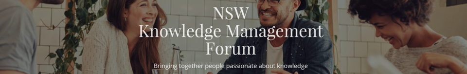 NSW KM Forum