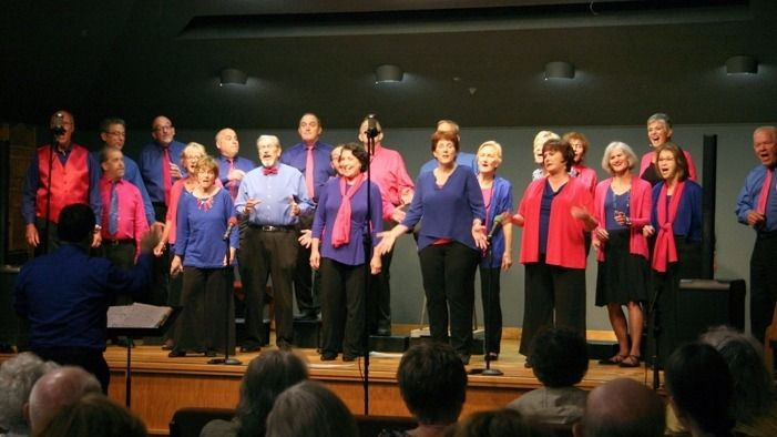 A Cappella Pops--Looking for Experienced Singers