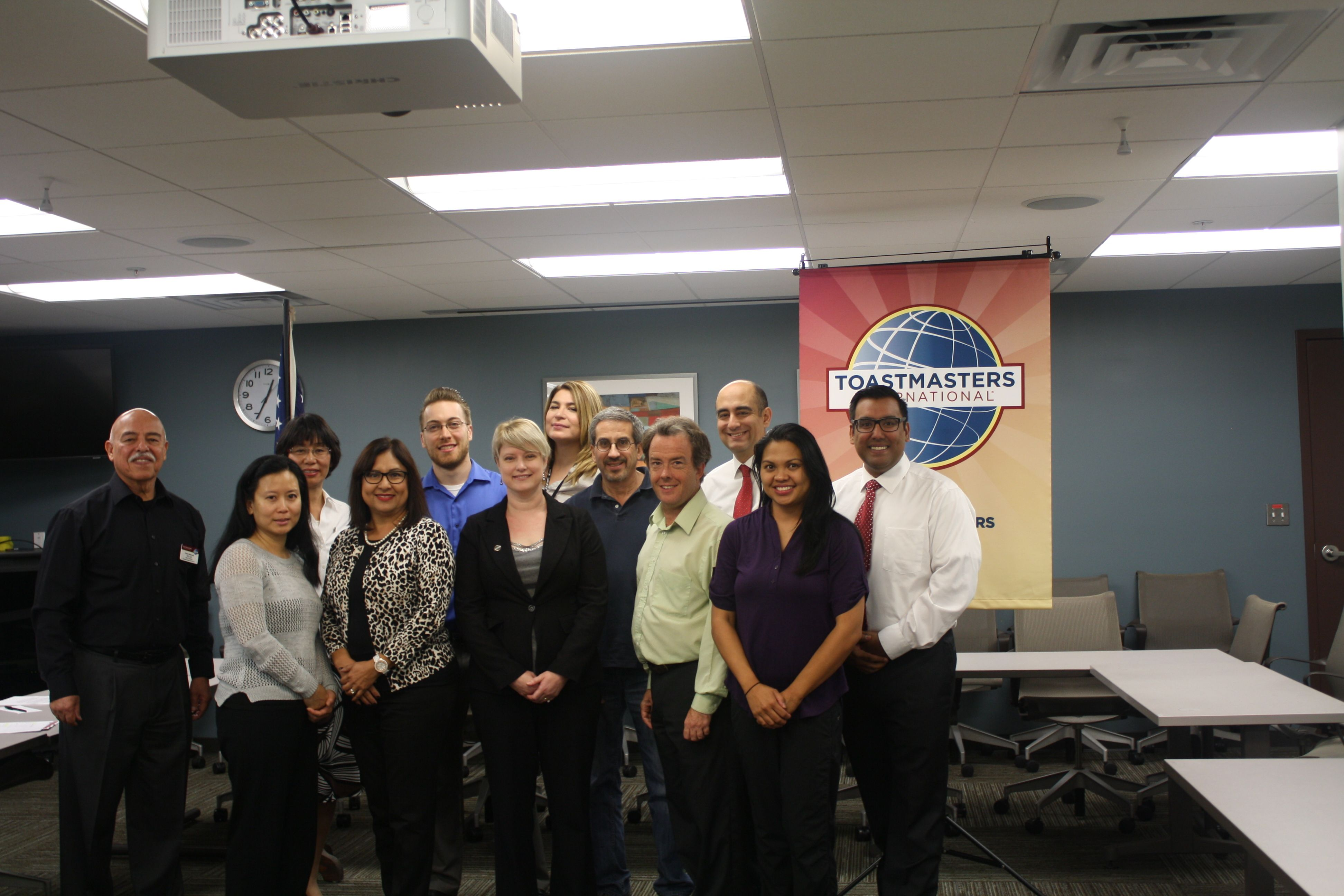 Toastmasters District 100 - San Gabriel Mountains