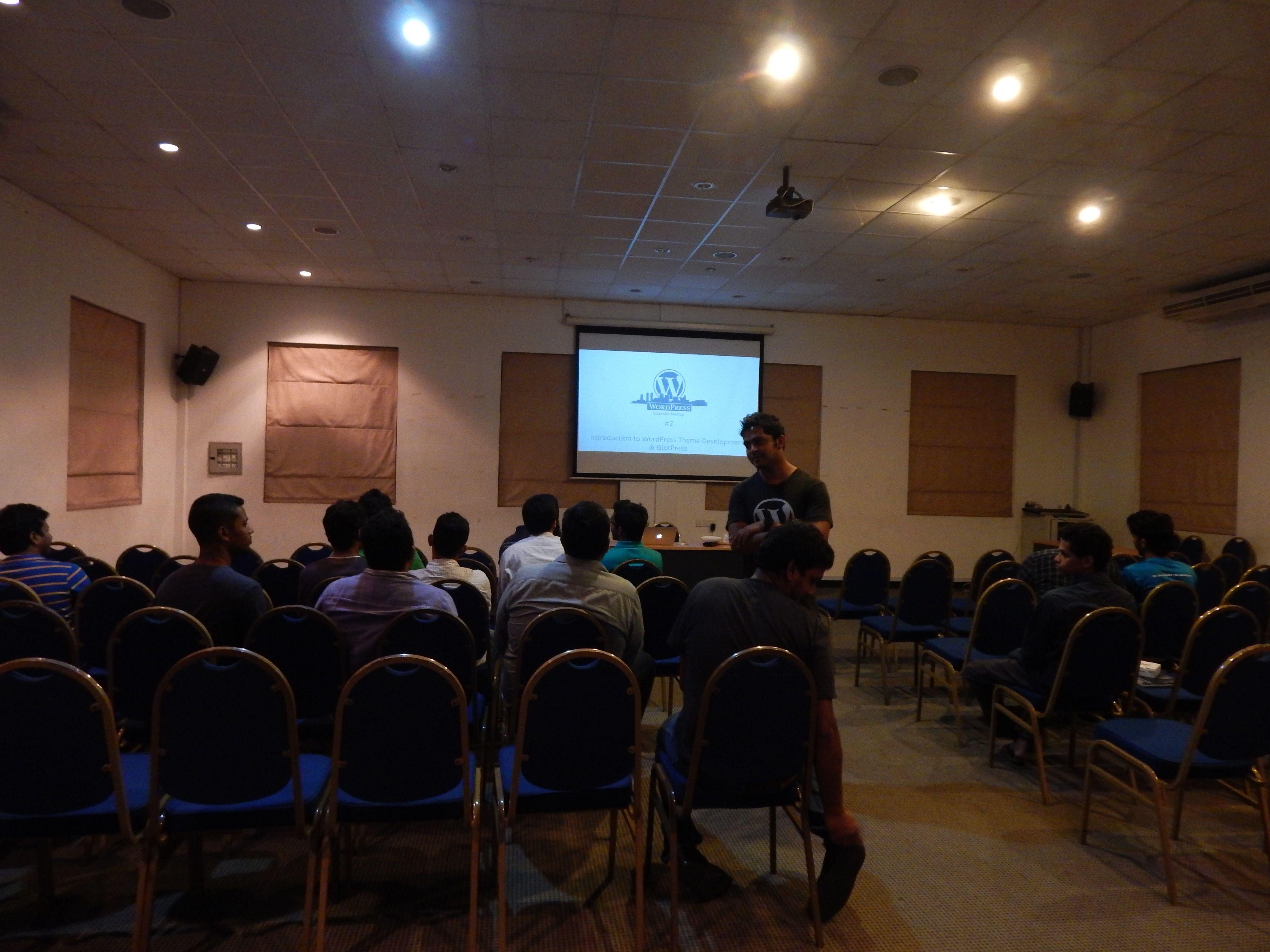 Colombo WordPress Meetup