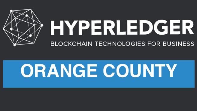 Hyperledger Orange County