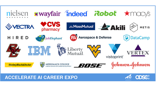FREE] Accelerate AI Career Expo - The Largest D S & AI Expo
