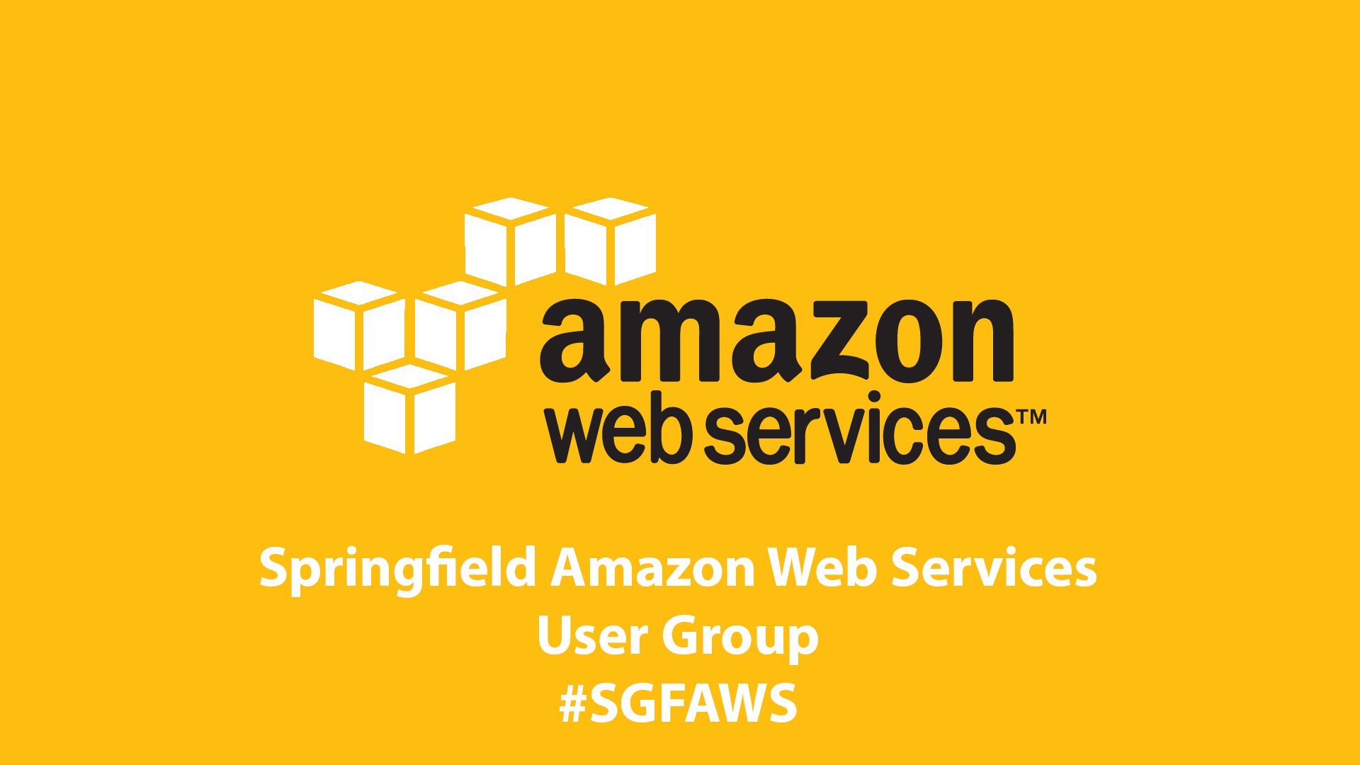 Springfield Amazon Web Services (SGF AWS) User Group
