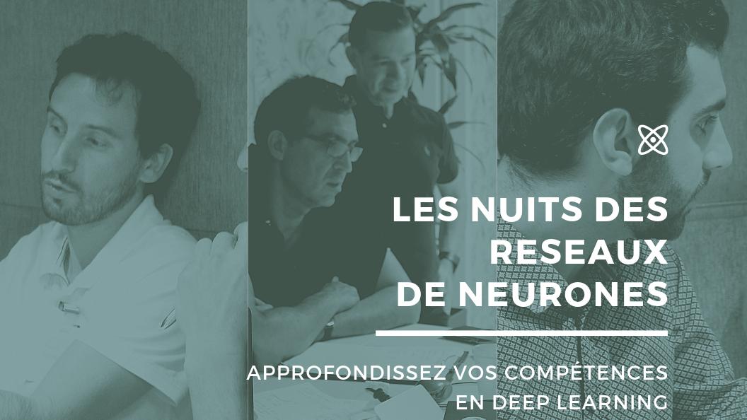 Les nuits des réseaux de neurones