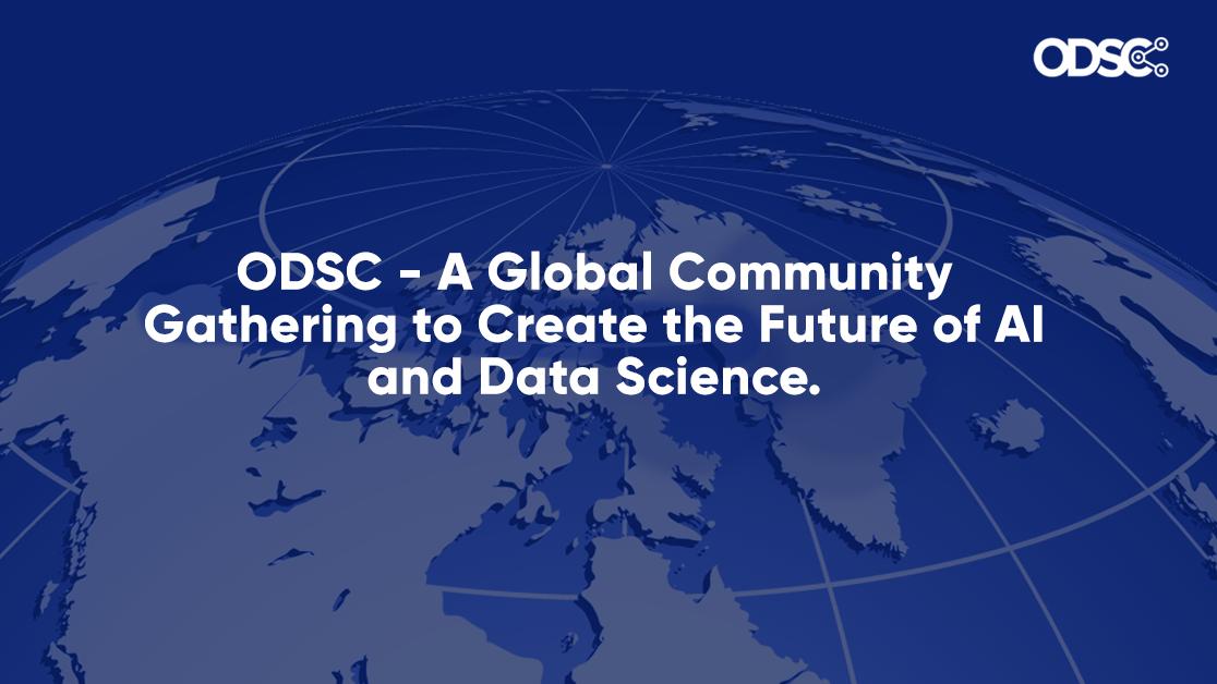 ODSC Madrid Data Science