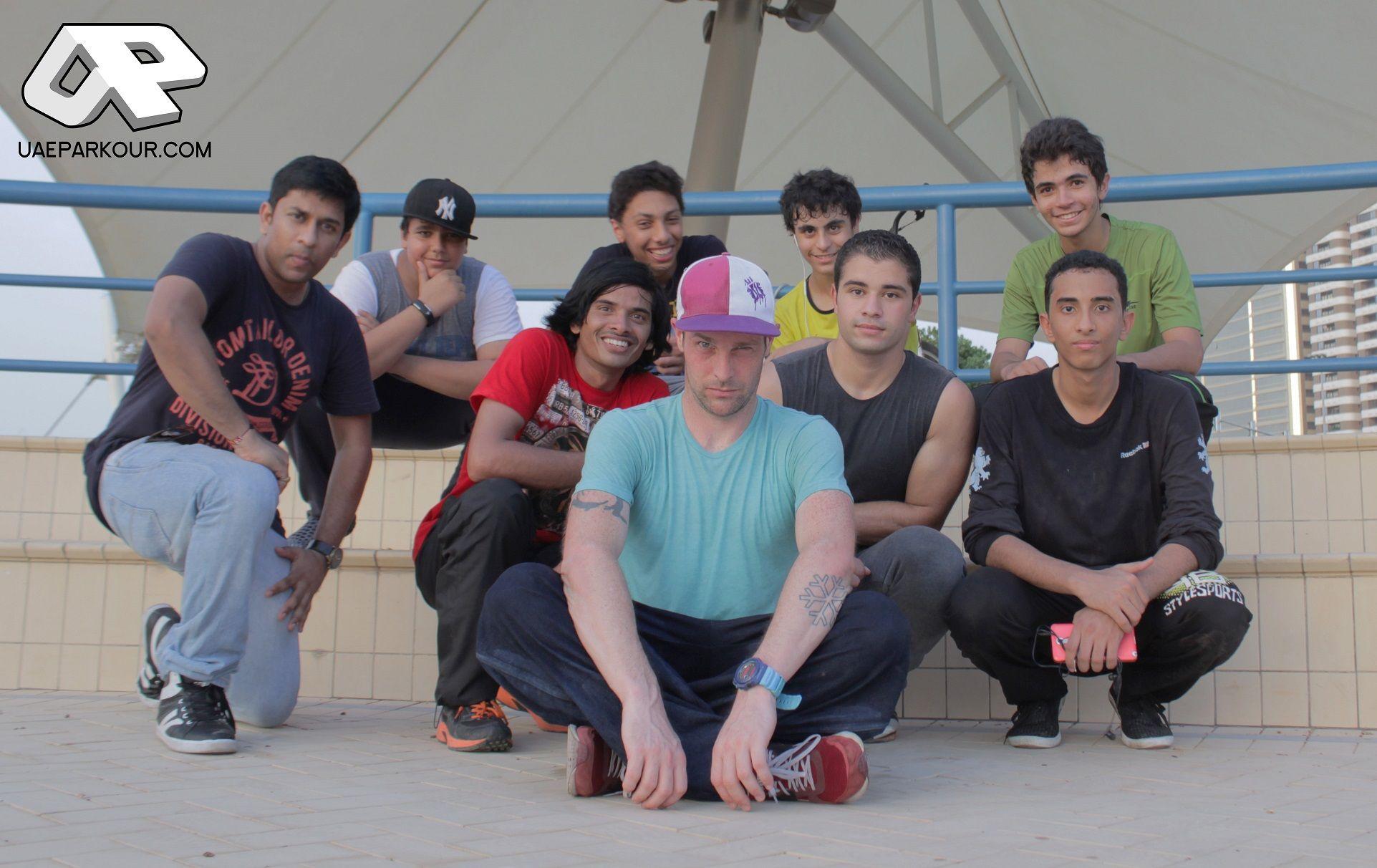 UAE Parkour