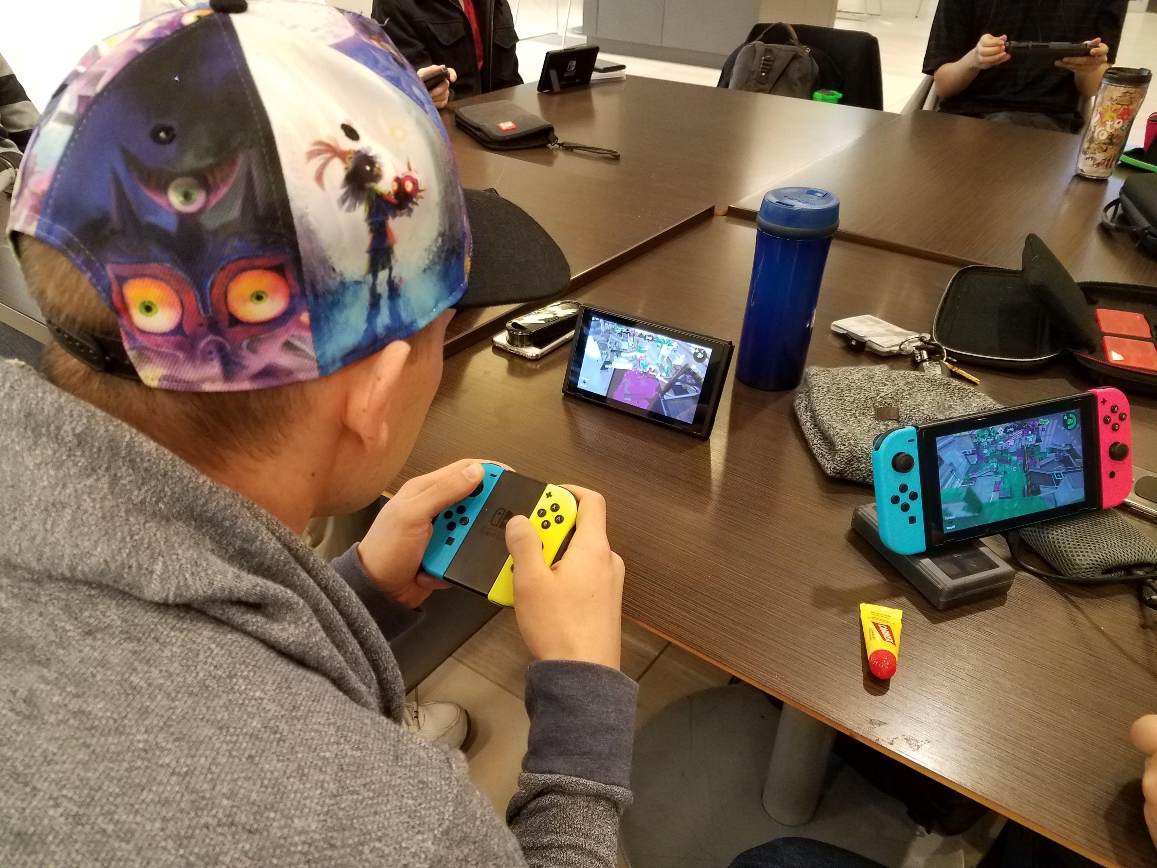 DMV Nintendo Switch Local Gaming Group