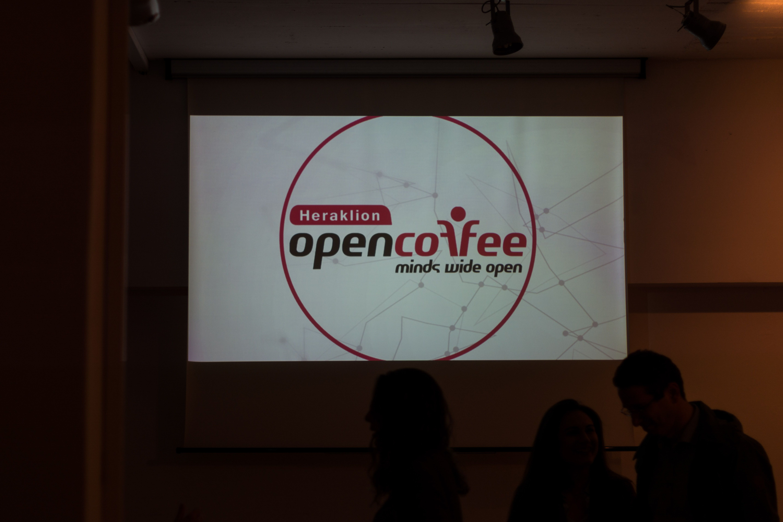 Open Coffee Heraklion
