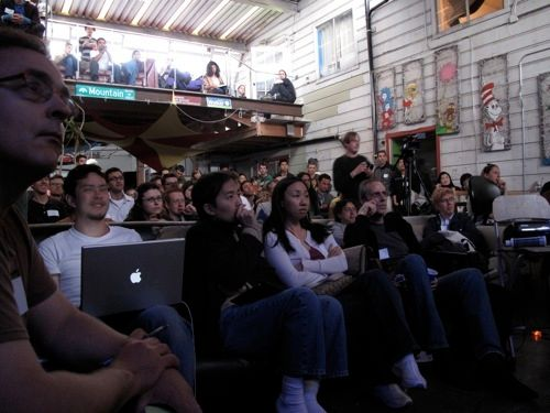 The Bay Area Quantified Self Meetup Group