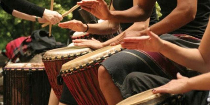 Drumming and Dance in Myrtle Beach