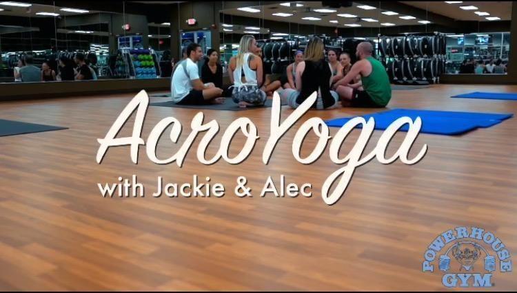 Acro Yoga Workshops